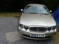 Rover 75 1800cc automatic saloon
