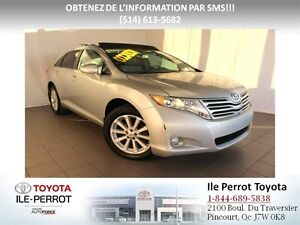 2011 Toyota Venza AWD, TOURING, CUIR, EXCELLENTE CONDITION