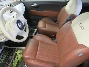 2012 Fiat 500 LOUNGE CUIR TOIT OUVRANT BLUETHOOTH 8 PNEUS 84600 Québec City Québec image 16