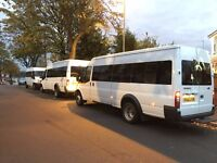 Executive Airport Transfers and Minibus Services at Unbeatable Prices - All Drivers PCV Licensed