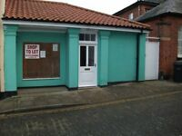 Retail Shop Unit in Harleston (4 Exchange Street) to Rent