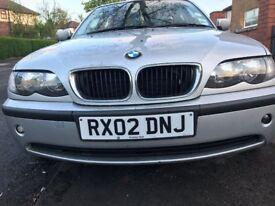 BMW spares or repair. Needs replacing head gasket. Everything else works! LPG kit fitted