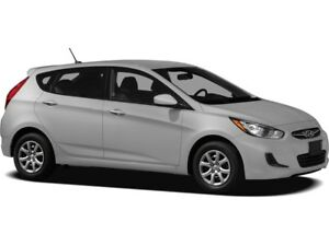 2012 Hyundai Accent GL ONE OWNER, LOW KILOMETRES & BC OWNED