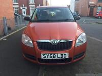 Skoda Fabia 1.2 Patrol year 2008 one owner