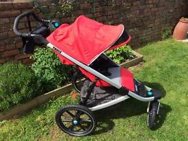 Thule urban glide running buggy