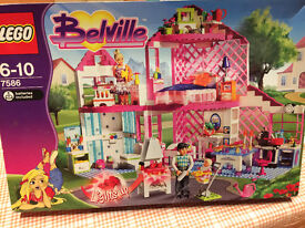 LEGO Belville 7586 - Sunshine Home with big figures