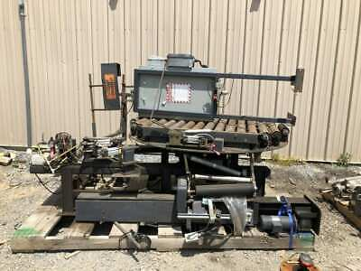 Orion Fa55 Automatic Turntable Pallet Wrapper Stretch Wrap Machine