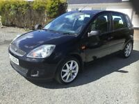 2006 Ford Fiesta 1.2 will come mot full year next few days great driver trade in considered