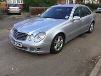 Mercedes e220 cdi automatic only £3500