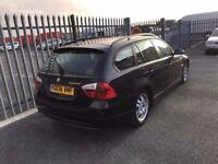 2006 BMW 3 Series 2,0 litre diesel 5dr estate 1 owner