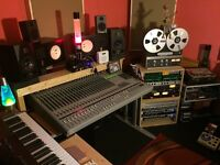Recording studio with experienced and friendly engineer, great sounding and affordable