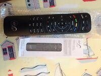 Remote control virginmedia