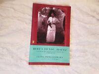 Here's to you Jesusa! Elena Poniatowska Literature Study Degree A Level