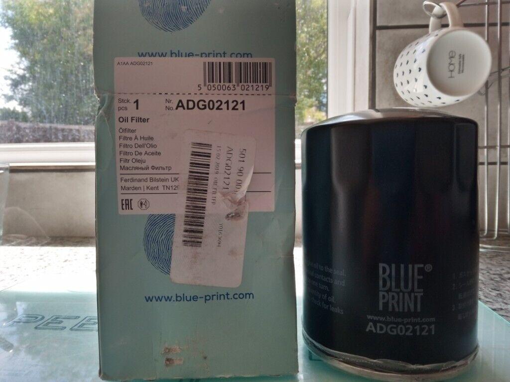 Blue Print ADG02121 filtro de aceite