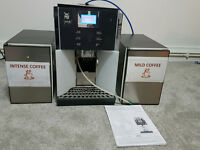 WMF bean to cup coffee machine + 2 milk coolers