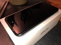 iPhone 7 128gb - Black - near perfect condition - O2