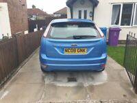 Ford, FOCUS, Hatchback, 2008, Manual, 1596 (cc), 5 doors