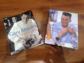 Gary Rhodes cookery books