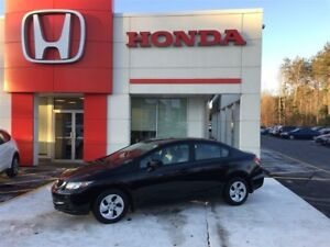2014 Honda Civic Sedan LX - only $100/biweekly with 0 down, o.a.