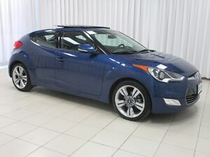 2017 Hyundai Veloster FEAST YOUR EYES ON THIS BEAUTY!! 4DR 4PASS