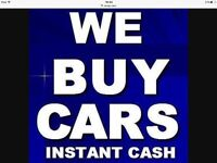 *TOP CASH PRICE*IMMEDIATE CASH AND COLLECTION*WANTED CARS,VANS,CARAVANS,SCRAP CARS,DAMAGED CARS*