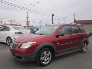 2007 Pontiac Vibe AUTOMATIQUE TOUT EQUIPÉ FINANCEMENT MATRIX