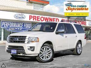 2017 Ford Expedition Platinum>>>CAP UNIT, 22 alloys, Captain Cha