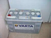 VARTA Heavy duty 12 V 90 Ah 480 A battery. G2w. Part number: 590 041 048