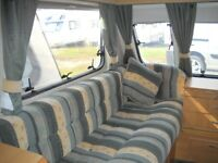 Caravan Swift Archway 2 Berth 2003 Porch Awning (£2,500)