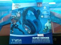 new and unopened turtle beach marvel gaming headset £15