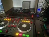 Numark mixtrack pro midi controller