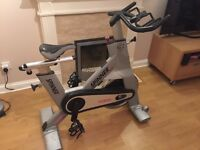 Gym quality fully serviced Star Trac Nxt Spin Indoor Bike