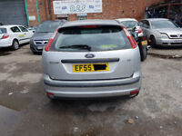 FORD FOCUS MK3 TAILGATE / BOOT IN SILVER 2005 - 2008 USED INC GLASS