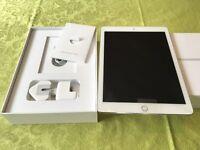 iPad Air 2 128GB as new!! Silver/White