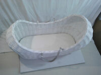 ~noah pod~moses basket and stand