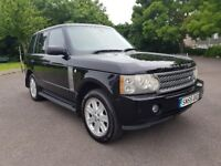Look swap or px. Range rover vogue DIESEL WITH GAS !!! YES WITH GAS