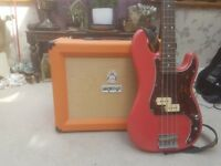 Orange Crush 60W Combo Amp