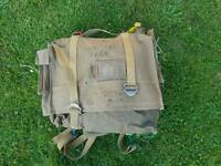 WW2 survival pack