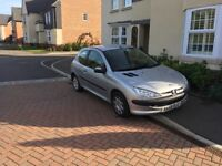 2005 Peugeot 206 - CAR NOW SOLD - THANKS.