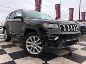 2017 Jeep Grand Cherokee Limited | Power Liftgate | Backup Camer