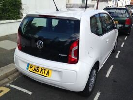 VW Up 2016 BlueMotion Move Up