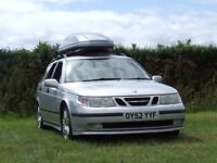 Saab 95 estate - Super low mileage but needs work