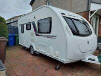 Caravan swift challenger sport 442 2012. 2 berth excellent condition