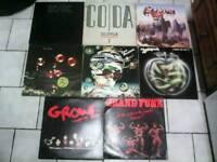 8 ROCK ALBUMS