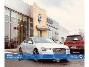 2014 Audi S5 3.0 Progressiv // MAG 19+TOIT PANO 156$/SEM