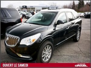 2017 Buick Enclave LEATHER 145$/SEM ** AWD GPS TOIT **