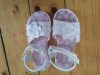 Girls brand new sandals (size 11)