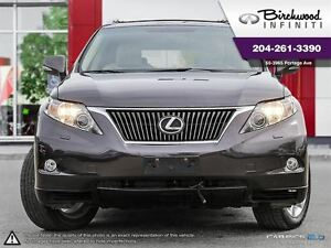 2010 Lexus RX 350 ULTRA PREMIUM PACKAGE NAVIGATION/DVD/
