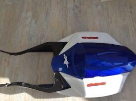 Suzuki gsxr 600 K8 rear fairing