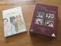 Jane Austin DVD Collections